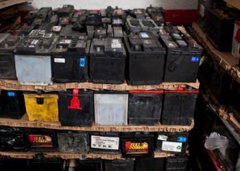 Покупаем отработанные аккумуляторы