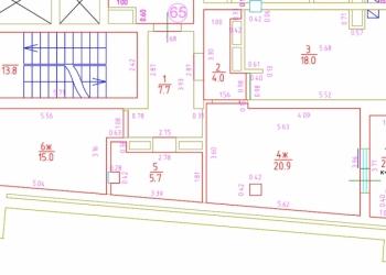 Продам 1, 2-х, 3-х комнатные квартиры