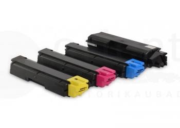 Заправка картриджа TK-590 для Kyocera FS-C5250dn, ECOSYS P6026