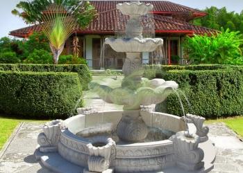 Строим фонтаны.