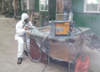 Сварка аргоном , напыление и литье металлов , мех.обработка ЧПУ