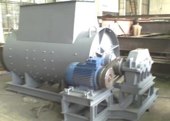 Бетоносмеситель БП-1Г-375с со скипом для производства