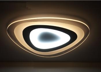 Светодиодная люстра с пультом