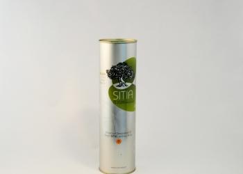 Оливковое фермерское масло EV PDO Sitia 0,1-0,3% премиум класса с пониженной