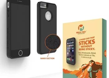 Антигравитационный чехол для iPhone 6/6S (дизайн в ассортименте)