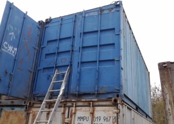Купим Б/у контейнеры морские и жд Вывезем сами