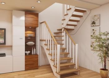 Производство деревянных лестниц для Вашего дома, лучшее качество, цена!