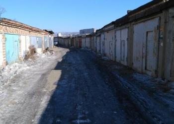 Продам капитальный гараж на Красного Знамени (3 рабочая)