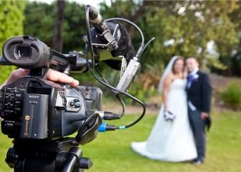 Видеосъемка свадеб, юбилеев