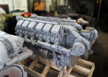 Двигатели ямз 7511 и ямз 238 нд5