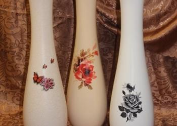 Ваза напольная декоративная, зонтница