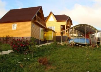 Дом c видом на озеро