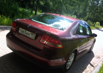 Saab 9-3, 2004 ARC