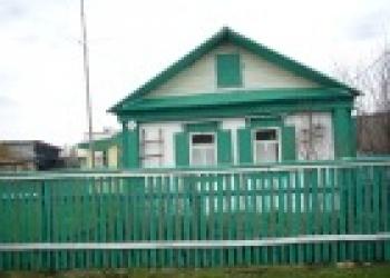 Домик в деревне 35 м2
