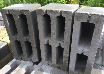 Пескобетонные блоки
