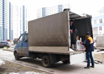 Переезд квартиры с грузчиками в СПб