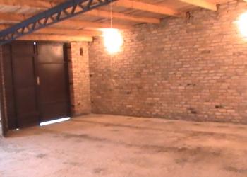Продам двойной гараж