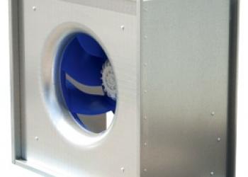 Новые канальные вентиляторы BFS от OSTBERG