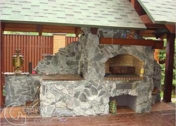 Печник(барбекю,камины,мангалы)