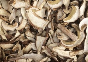 Белый гриб сушёный