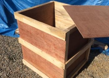 Ящики деревянные для транспортировки перевозки грузов