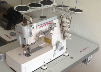 Плоскошовная швейная машина Aurora A 500-01