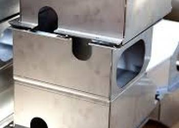 Услуги раскроя, гибки, вальцовки и сварки листового металла, труб на заказ