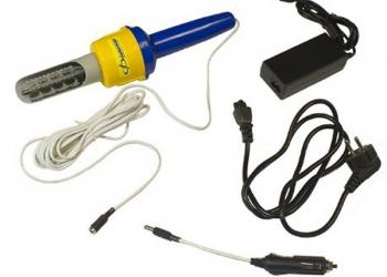Бытовая электрическая рыбочистка Фермер РЧ 01 электрорыбочистка для чистки рыбы