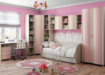 Мебель для детских комнат от производителя
