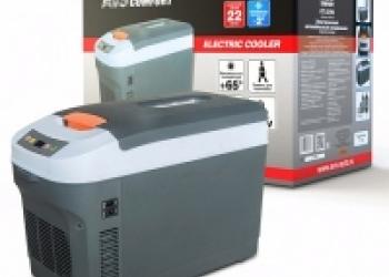 Автохолодильник до -2C, 12/220 Вольт CC-22WA