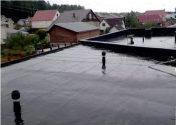 Ремонт и гидроизоляция крыш.