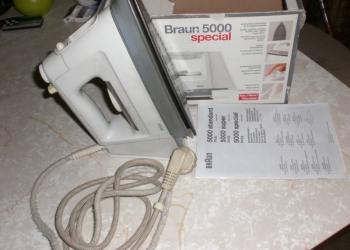 Утюг Braun 5000 special