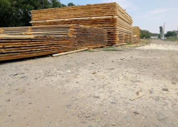 Доска обрезная (лес)