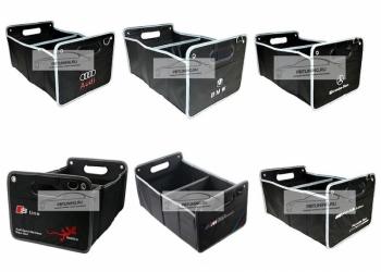 Складной ящик с логотипом авто в багажник