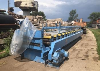 Продается автоматизированная линия для производства профнастила профлиста С21.