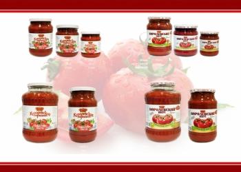 Продам томатную пасту