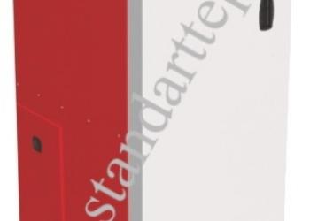 Моноблочный пеллетный котёл WIRBEL ECO-SM/ECO-SMТ (Австрия) от 25кВт до 100кВт