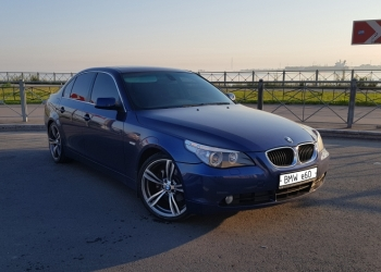 BMW 5er, 2003