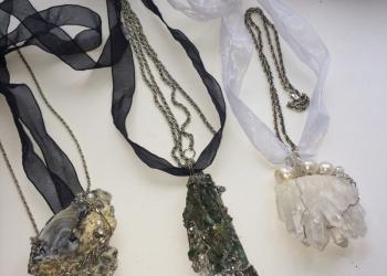 Продажа украшений из натуральных камней ручной работы