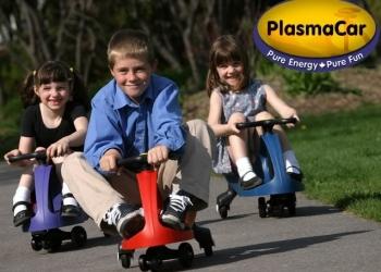 Детская самоходная машинка PlasmaCar