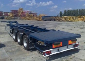Продаю полуприцеп - контейнеровоз 9453