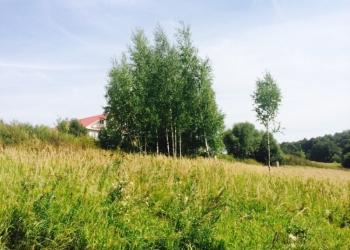живописный участок 90 соток в деревне Студенцы