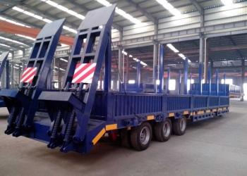Продам трал 60 тонн с прямой площадкой 3 оси