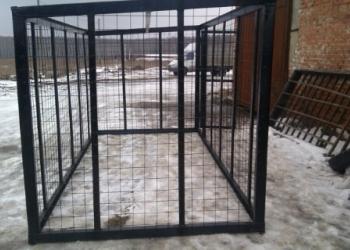 Вольер для собак и птиц с бесплатной доставкой