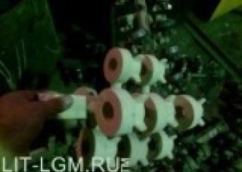 ЛГМ Огнеупорные покрытия F-RA, F-RB, F-RC2