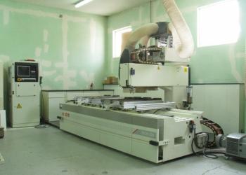 Обрабатывающий центр SCM Tech Z25