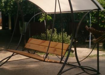 Кованые, садовые, детские качели