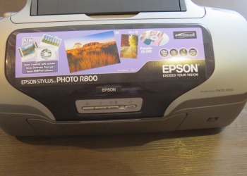 фото принтер EPSON STYLUS PHOTO R 800