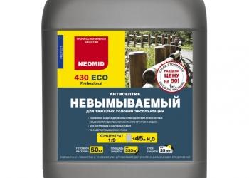 Антисептик НЕВЫМЫВАЕМЫЙ Неомид 430 Eco (NEOMID 430 Eco)