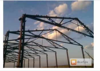Продам металлическую конструкцию